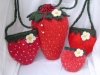 Knitted and Felted Bag and Purses