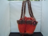 Knitted and Felted Bag