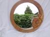 Lacewood Leaf Vanity Mirror